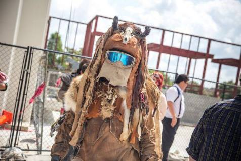 Shawn Schuster as the Rock Rider Chief from Mad Max Fury Road - Photo by SGH Photo Art
